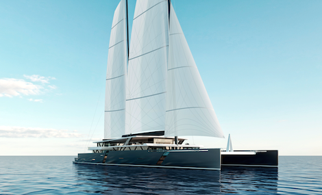 Image for article Introducing... Sea Voyager's SV223' catamaran
